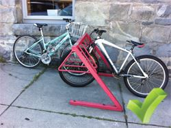 Best style of bike rack