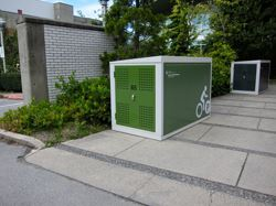 Bike Locker
