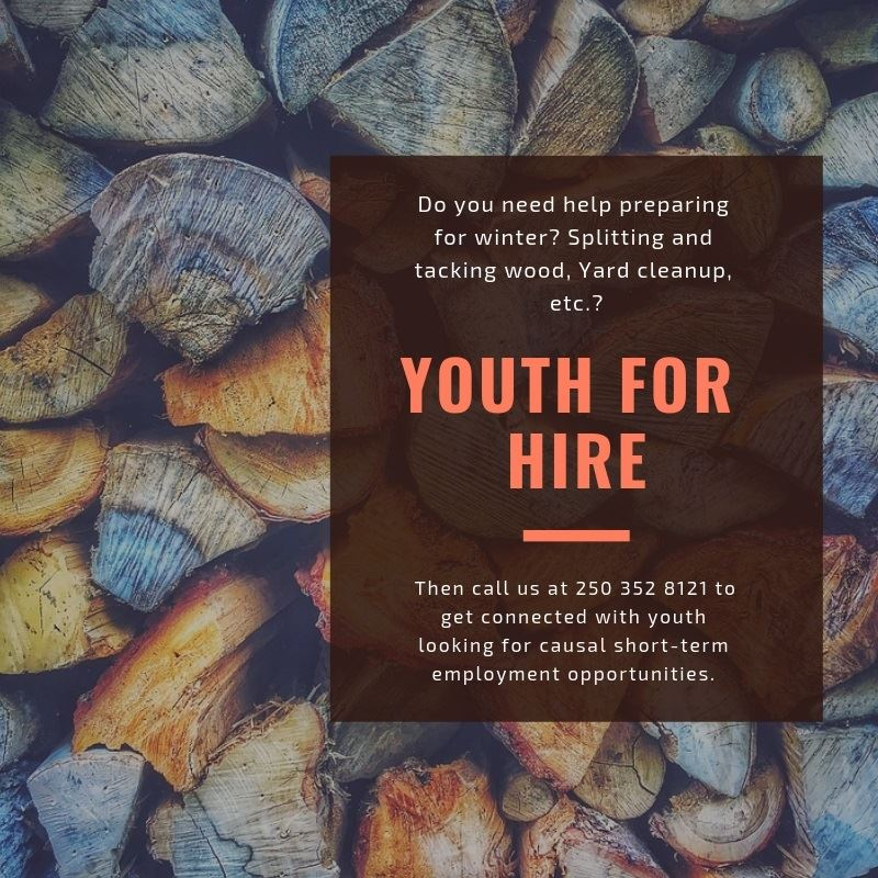 Youth For Hire- Fall Post