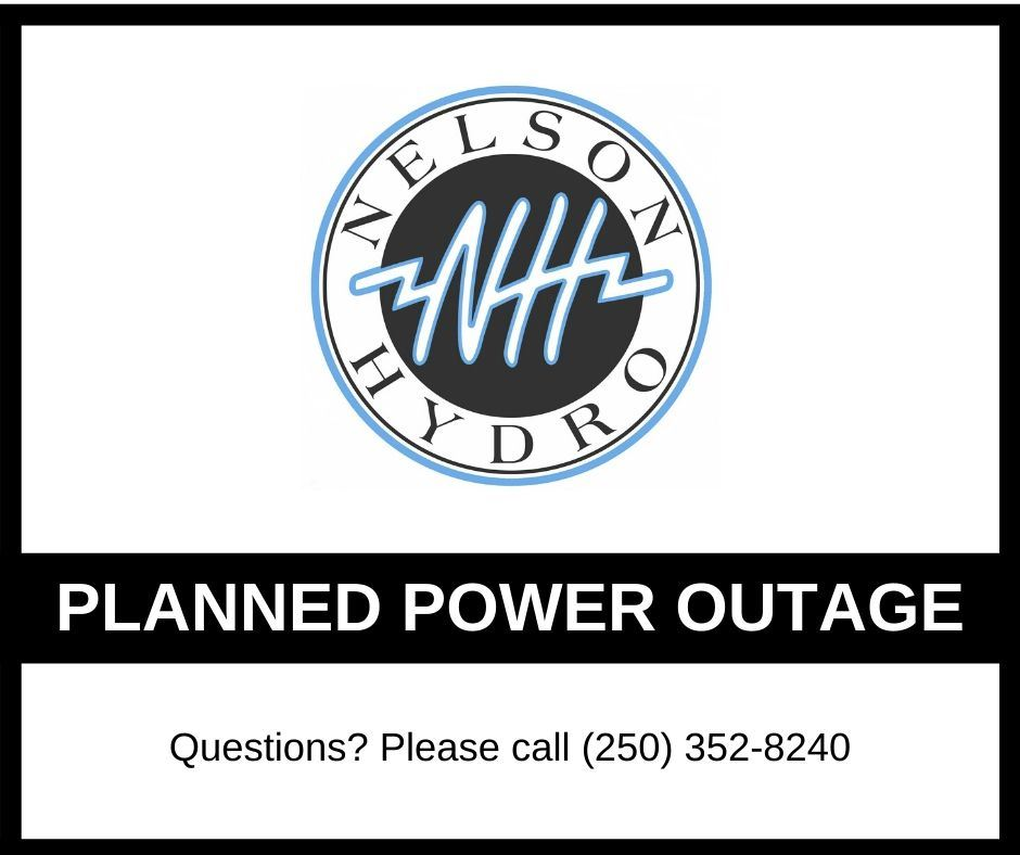 Planned Power Outage