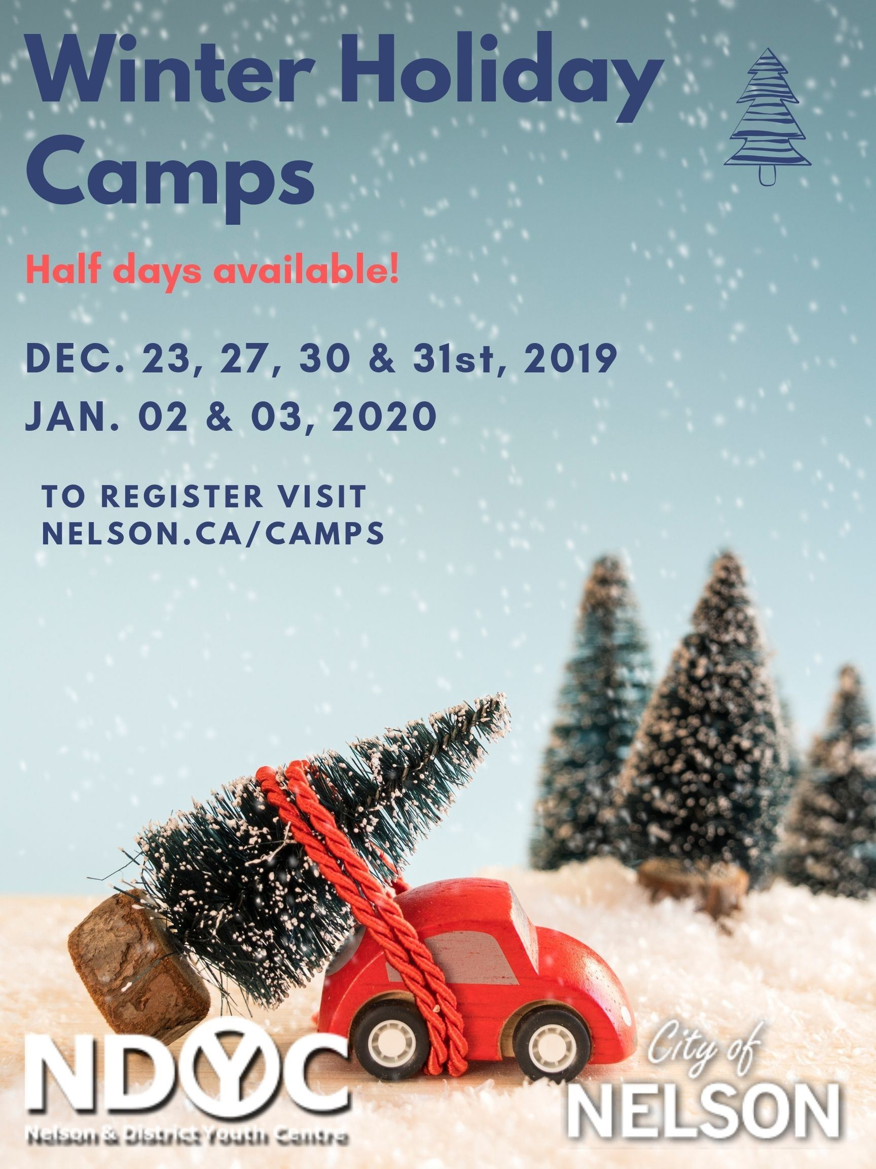 Winter Break Camp 2019 2020
