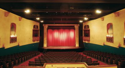 Capitol Theatre Auditorium