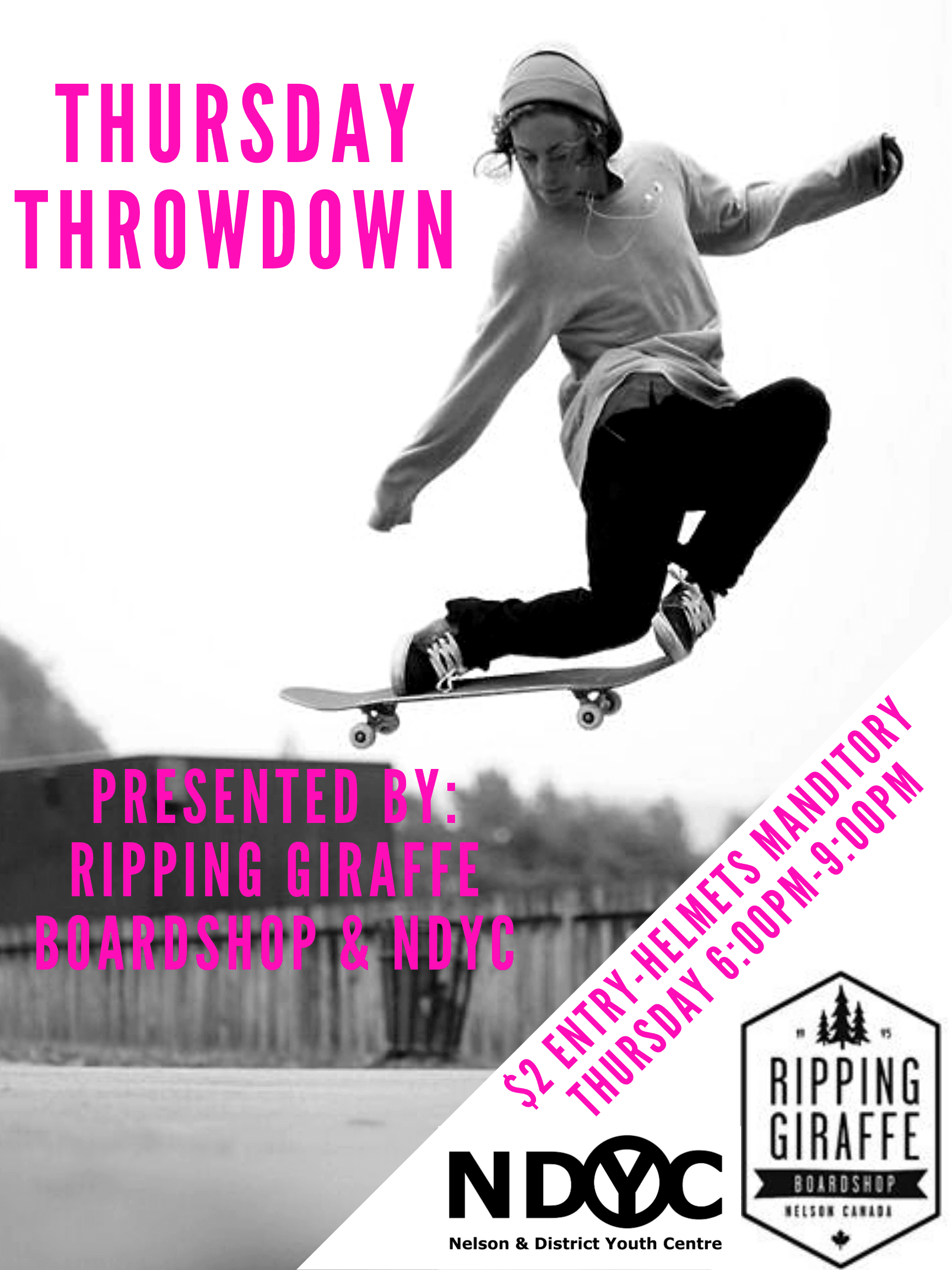 Copy of Thursday Throwdown