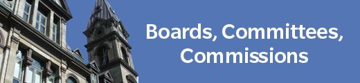 Boards, Committees, Commissions